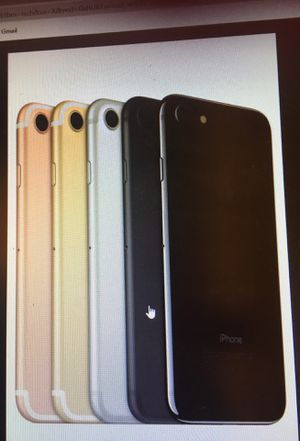 Preowned IPhone 7 for Sale in Oroville, CA
