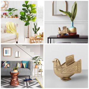 Project 62 Brass Bird Figure Home decor accent for Sale in Greer, SC