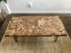 Wood Coffee Table for Sale in Long Beach, CA