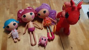 Lalaloopsy dolls for Sale in Los Angeles, CA