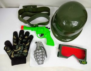 Halloween Kid's Army Man Costume - Play Toys for Sale in Bellmawr, NJ