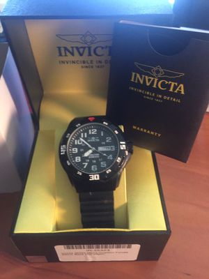 Invicta Mens Watch **New** for Sale in Chambersburg, PA