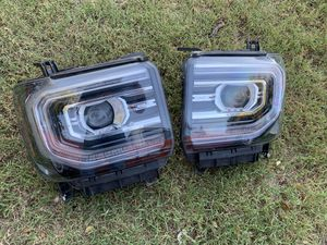 GMC Sierra headlights for Sale in Fort Worth, TX