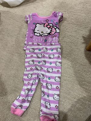Hello kitty PJs 9 months for Sale in Chula Vista, CA