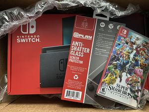 Nintendo Switch Console • New • Bundle or Console Only for Sale in Queens, NY