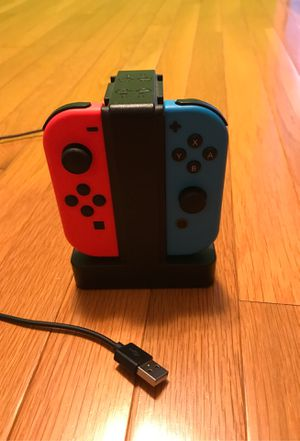 Nintendo switch joy con charger (Joy cons not included) for Sale in Manalapan Township, NJ