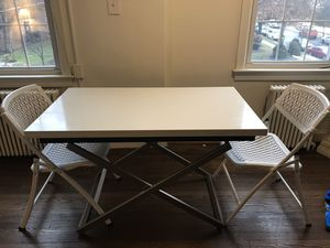 Bo Concept Rubi Adjustable table for Sale in Washington, DC
