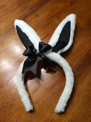 Bunny ears - costume accessory for Sale in Chico, CA