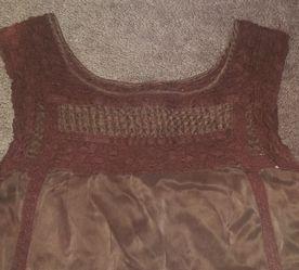 Free People Sleeveless Silk Tunic for Sale in Havre de Grace,  MD
