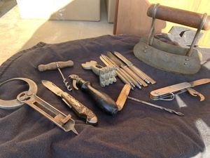 Antique Tools and Kitchen appliances for Sale in Escondido, CA