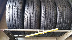 Four Goodyear tires for sale 225/60/18 for Sale in Washington, DC