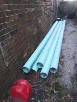 High pressure sewer line with gasket. Also would make beautiful collums for porch or building for Sale in Metairie, LA