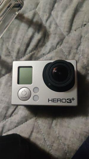 Go Pro Hero 3+ for Sale in Denver, CO