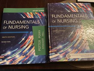 Fundamentals of nursing potter/perry for Sale in Phoenix, AZ