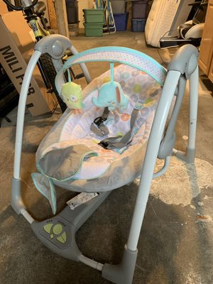 Battery operated baby swing. New! for Sale in Bremerton, WA
