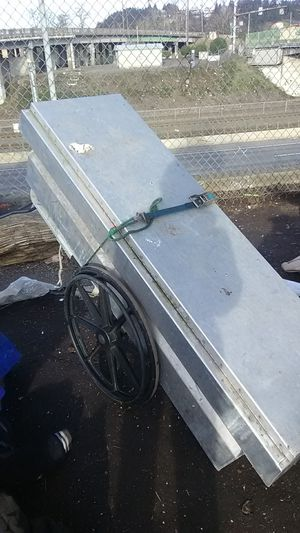 Protech-. Aluminum protech tool box or truck beds for Sale in Portland, OR