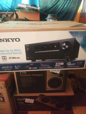 Home theater system for Sale in St. Louis, MO