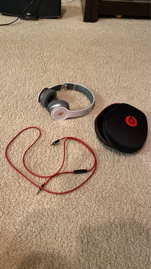 Beats Solo with Case for Sale in Irvine, CA