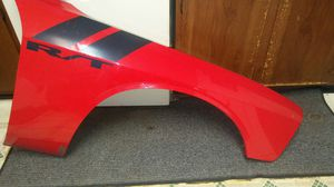 Dodge Challenger RT right front fender in new condition with decals, $60 OBO meet in Princeton, WV area for Sale in Princeton, WV