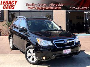 2016 Subaru Forester for Sale in El Cajon, CA