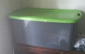 Laundry / storage container for Sale in Newport News, VA