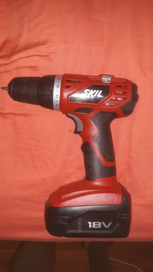 18v power drill for Sale in Philadelphia, PA