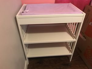 Baby changing table for Sale in Murray, UT
