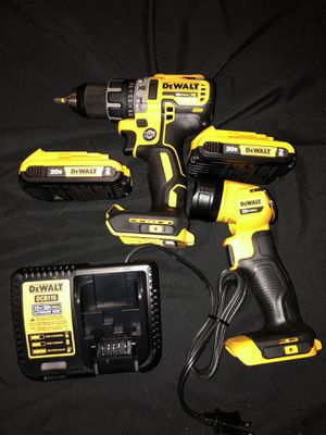 Dewalt 20v tools new for Sale in Houston, TX