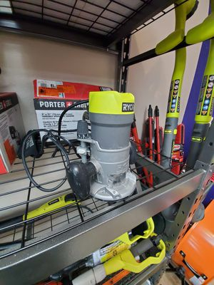 Ryobi router only 40$ for Sale in Fort Worth, TX
