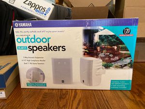 Yamaha all-weather outdoor speakers NS-AW570 for Sale in Woodbridge, CT