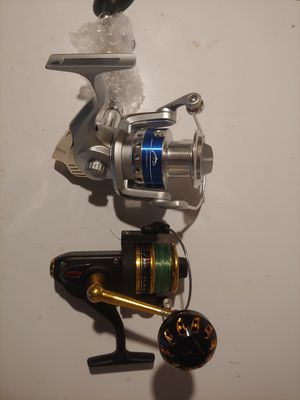 440 ssg penn and sabalos 5000 reel for Sale in Clearwater, FL