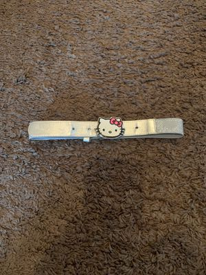 Toddler hello kitty belt for Sale in Chula Vista, CA
