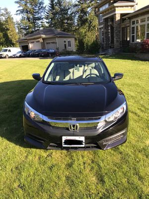 2016 Honda Civic for Sale in Maple Valley, WA