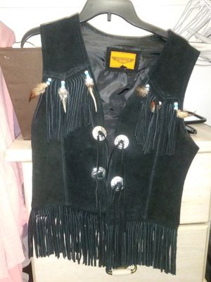 Western Biker Country ladies Vest for Sale in Highland, CA