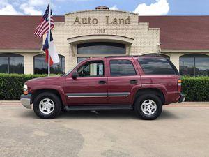 2004 Chevrolet Tahoe for Sale in Haltom City, TX