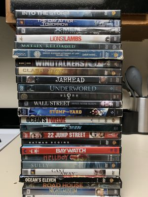 Movies/ .50 ctvs for Sale in Santa Ana, CA