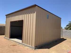 Shade structure for your needs shed gazebo porch driveway for Sale in San Tan Valley, AZ