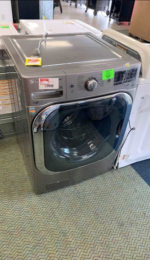 LG TRUE BALANCE WASHER 1B4K for Sale in Ontario, CA