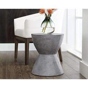 New SB Sunpan Logan End Table (Concrete) for Sale in Doral, FL