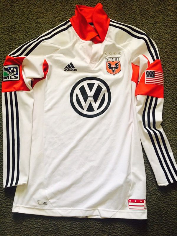Adidas soccer jersey - DC UNITED