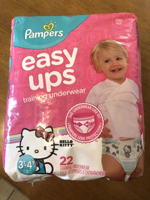 Pampers Easy Ups 3-4T for Sale in Phoenix, AZ
