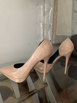 Nude shoes 👠 for Sale in Herndon, VA