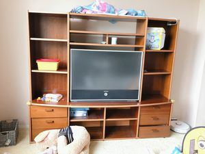 Tv stand cabinet for Sale in Kirkland, WA