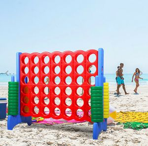 Jumbo 4-to-Score Giant Game Set - Backyard Games 4-In-A-Row for Kids Family Fun for Sale in Los Angeles, CA