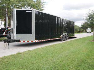 Enclosed Cargo Trailer Car Hauler Trailers for Sale in Hollywood, FL