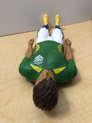 Mattel FC Elite Neymar Jr Brazil soccer figure doll for Sale in Spring Valley, NV