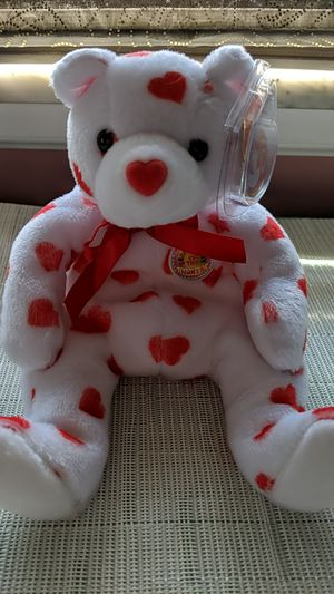Ty Beanie Baby Heartthrob BBOM 2007 for Sale in McKeesport, PA