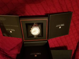 TAG HEUER CHRONOGRAPH LINK for Sale in Tacoma, WA