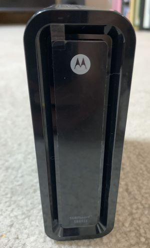 Motorola Cable Modem SURFboard SB6121 for Sale in Katy, TX