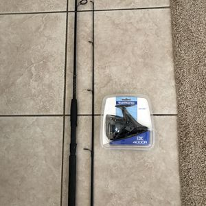 Catfishing Rod And Reel for Sale in Sun City, AZ